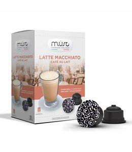 Must Espresso Italiano | Latte Macchiato
