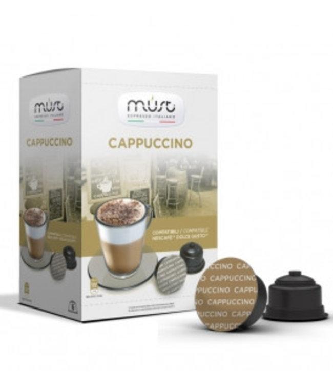 Must Espresso Italiano   Cappuccino