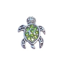 Floating Charms Floating charm zeeschildpad