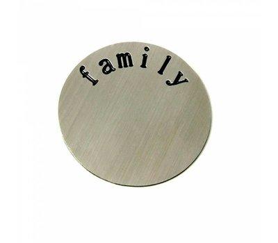 Locket Disks Floating locket disk family zilver