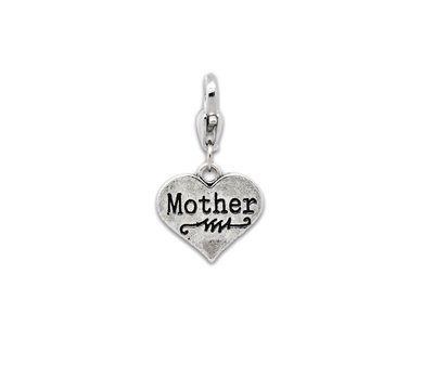 Clip on charms Hartje mother dangle