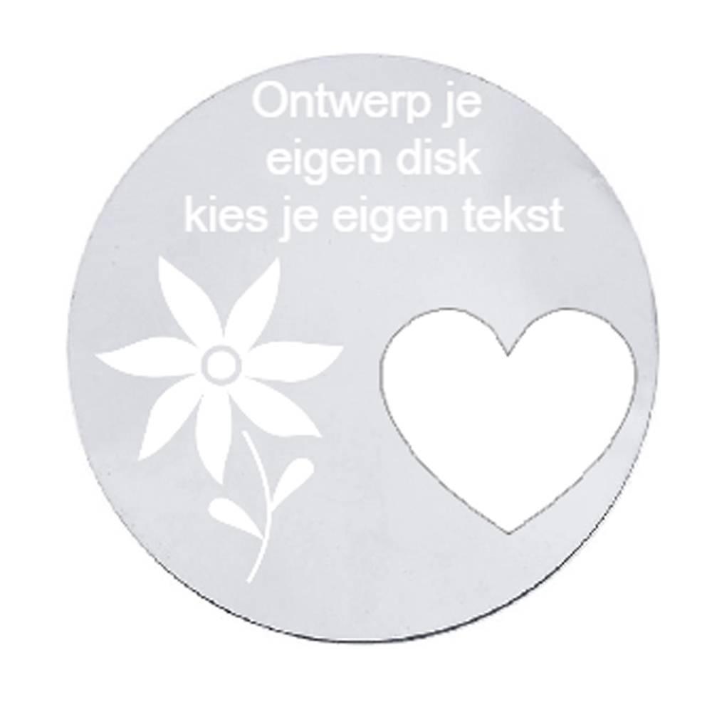 Locket disks ontwerp je eigen disk large for Ontwerp je eigen kantoor