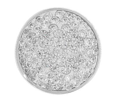 Clicks en Chunks | Click bling wit zilver