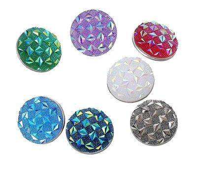 Clicks en Chunks | Click glitter voor clicks sieraden