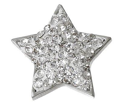 Clicks en Chunks | Click ster crystals voor clicks sieraden