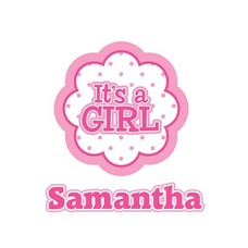 Clicks en Chunks   Kies je naam Its a girl click