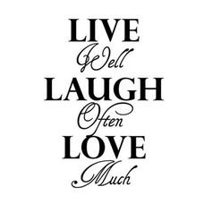 Clicks en Chunks   Live Laugh Love Click