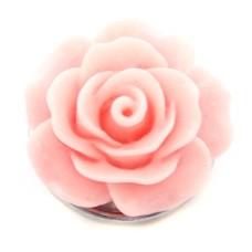 Clicks en Chunks | Click roosje roze