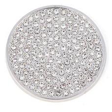 Munt voor Muntketting Geboorte munt april zilver