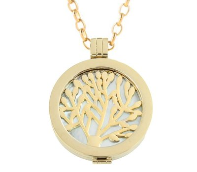 Complete Muntketting Pearl Family Tree goud