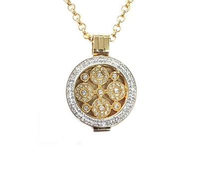 Complete Muntketting Universe smal goud
