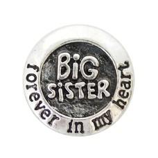 Clicks en Chunks | Click big sister zilver
