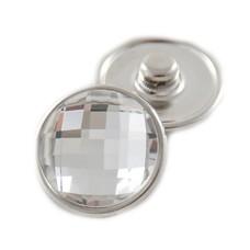 Clicks en Chunks | Click grote kristal wit