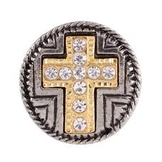 Clicks / Chunks Click kruis goud en zilver