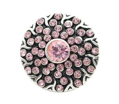 Clicks / Chunks Click happy roze zilver
