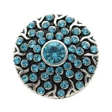 Clicks en Chunks | Click happy blauw zilver