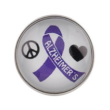 Clicks en Chunks | Click Alzheimer ribbon
