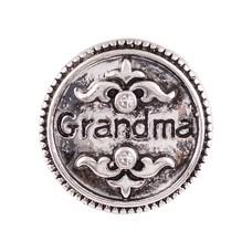 Clicks en Chunks | Click grandma zilver