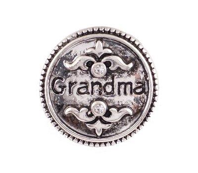 Clicks / Chunks Click grandma zilver