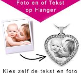 foto of tekst op hanger