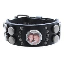 Armband met Foto Foto Armband Heren