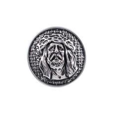 Clicks / Chunks Click jezus zilver