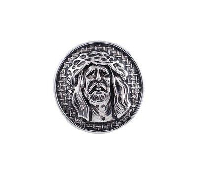 Clicks en Chunks | Click Jezus zilver