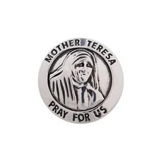 Clicks en Chunks | Click moeder Teresa pray for us