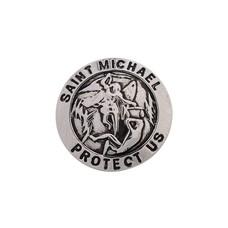 Clicks en Chunks | Click Saint Michael protect us