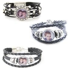 Trendy Foto Armbanden, Verkrijgbaar in verschillende Soorten