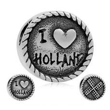 Bedels en Kralen Bedel Holland zilver