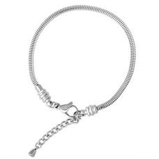 Armband voor Bedels Bedelarmband zilver