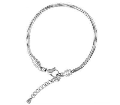 Armband voor Bedels Bedel Armband zilver
