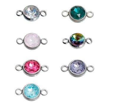 Iets Nieuws Kristal steen voor Armband met Naam kopen? Goedkoop! - Shoppe @AE34