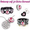 Keuze uit een Ketting, sleutelhanger, armband, Oorbellen en Ringen!