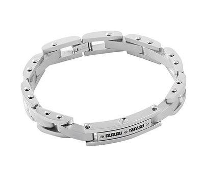 Assieraden As armband Armband met asruimte zilver