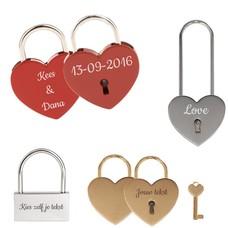 Liefdessloten bezegel je liefde voor altijd!