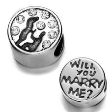 Bedels Kralen Bedel wil je met me trouwen