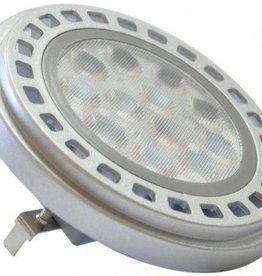 Eco-LED LED lamp AR111 G53 12W 12V warm wit licht