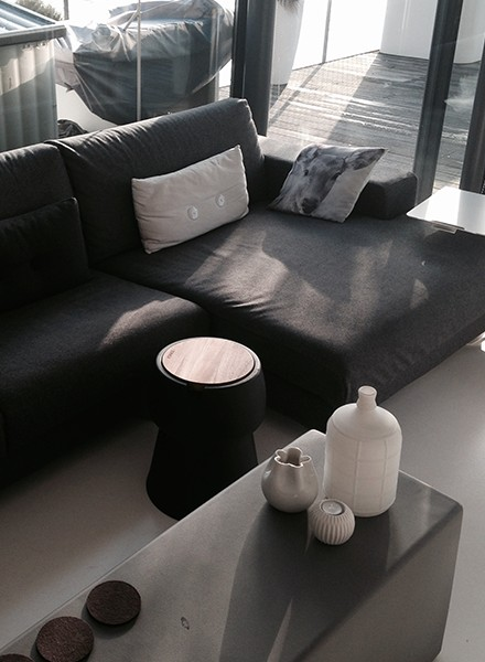 Impressies - Zwart interieur