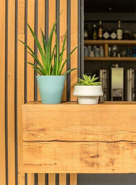 Impressies - Fold plantenbakken