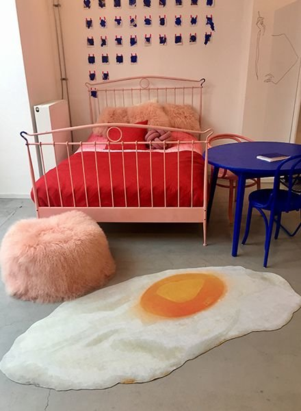 Inspiration - JOKJOR Eggie carpet