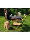 Fermob bistro stoel naturel