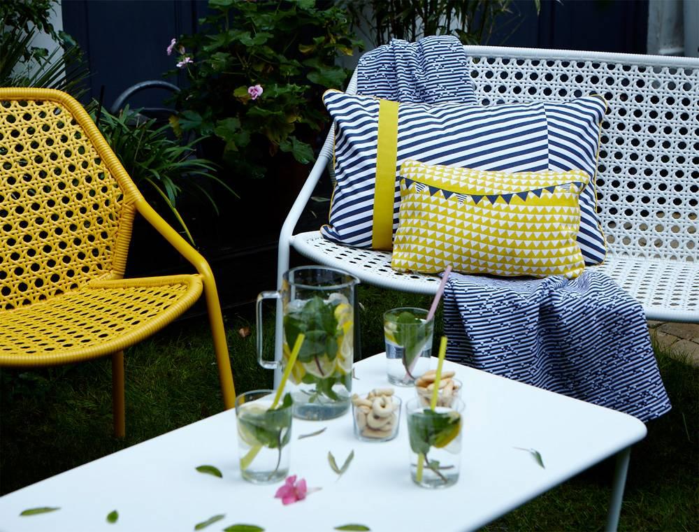fermob de nieuwe collectie voor 2016 fraai buiten. Black Bedroom Furniture Sets. Home Design Ideas