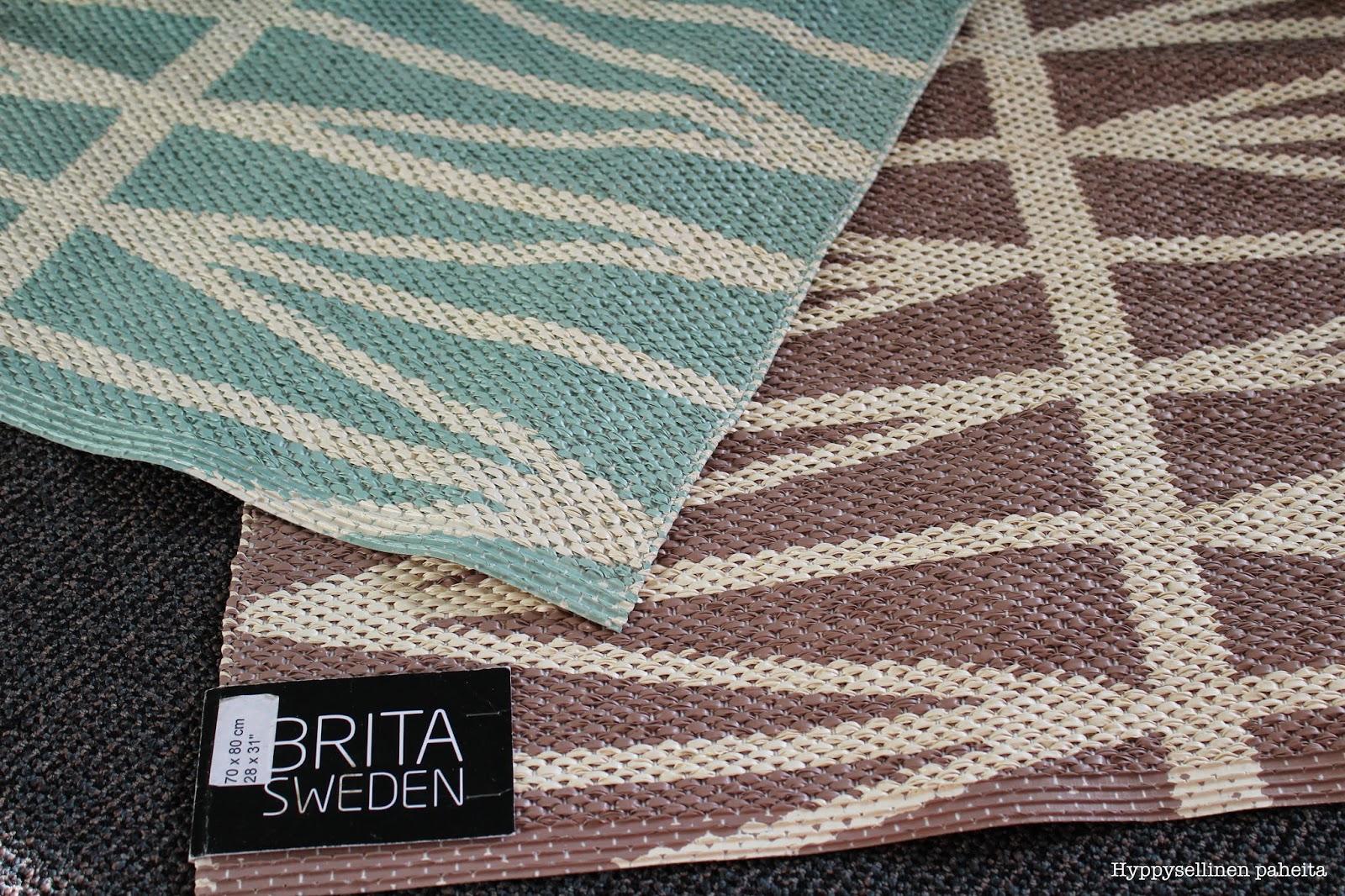 Brita Sweden materiaal