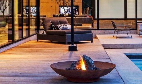Tips voor een fijne wintertuin