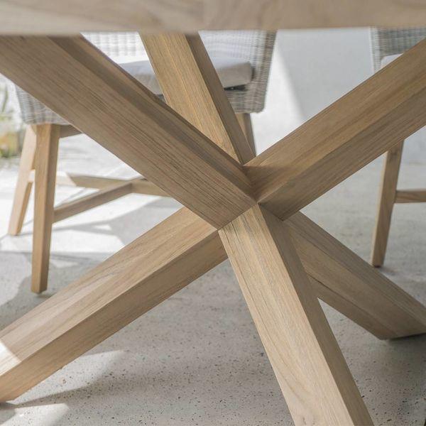 4SO Louvre tafel 160cm
