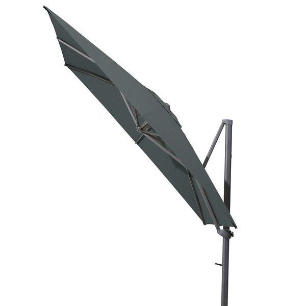 4 Seasons Outdoor Siesta Zweefparasol 300x300cm