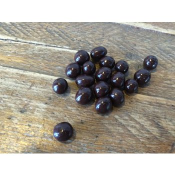 - CHOC-EXPERIENCE chocolate coated coffeebeans (dark)