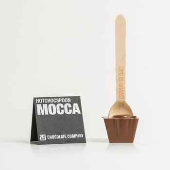 - HOTCHOCSPOON mocca (milch)